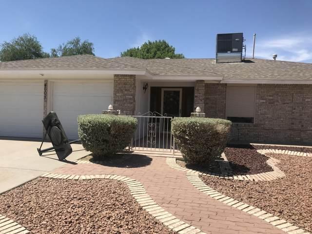 4605 Marissa Drive S, El Paso, TX 79924 (MLS #847049) :: Preferred Closing Specialists