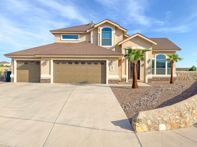376 Emerald Park Drive, Horizon City, TX 79928 (MLS #847055) :: The Matt Rice Group