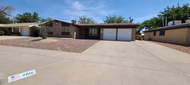 8016 Morley Drive, El Paso, TX 79925 (MLS #847057) :: Red Yucca Group