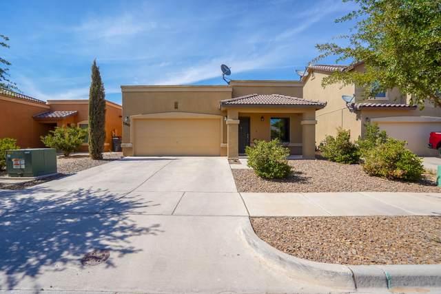 13463 Lawkland Street, El Paso, TX 79928 (MLS #847088) :: Mario Ayala Real Estate Group