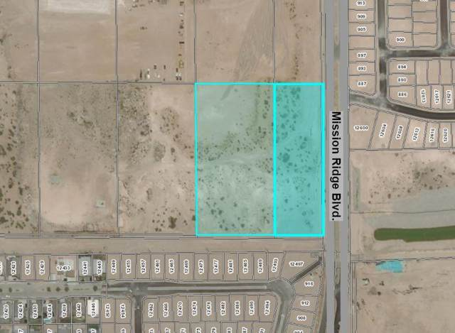 +- 8 Acres Section 17 Lot 1190, El Paso, TX 79928 (MLS #847094) :: Red Yucca Group