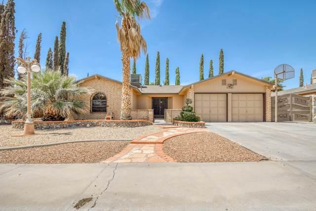 11361 Tom Ulozas Drive, El Paso, TX 79936 (MLS #847097) :: The Matt Rice Group