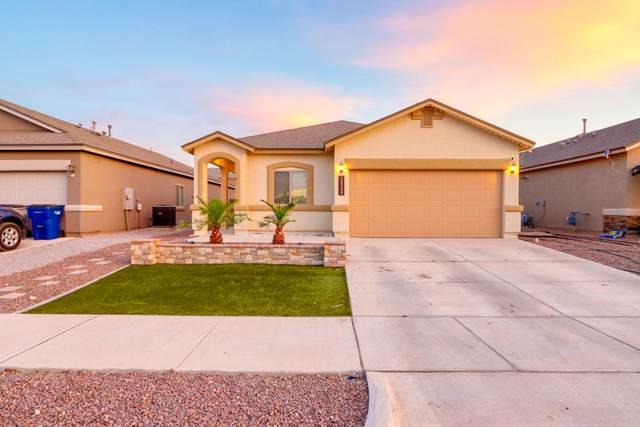 14340 John Scagno, El Paso, TX 79938 (MLS #847105) :: Mario Ayala Real Estate Group
