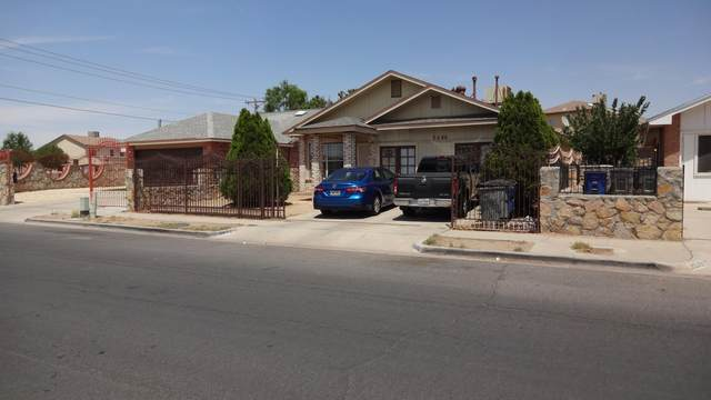 3580 Oxcart Run Street, El Paso, TX 79936 (MLS #847106) :: The Matt Rice Group
