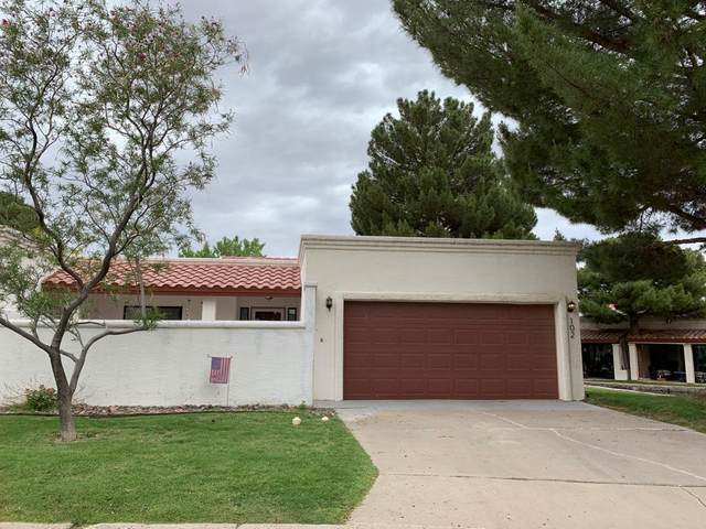 102 Casas Bella Lane, Santa Teresa, NM 88008 (MLS #847110) :: Jackie Stevens Real Estate Group