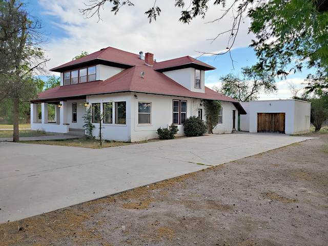7065 Mcnutt Road, Anthony, NM 88021 (MLS #847111) :: Red Yucca Group