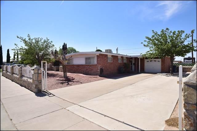 5932 Manila Drive, El Paso, TX 79924 (MLS #847114) :: Summus Realty