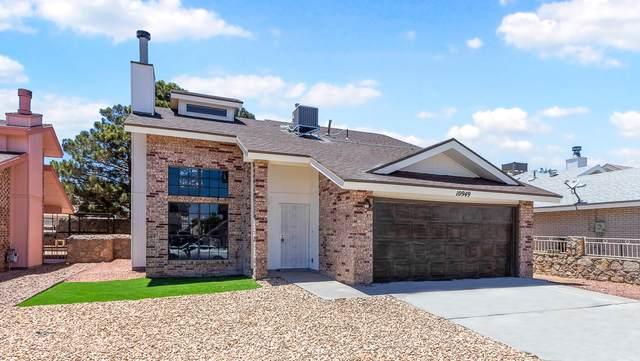 10949 Sandy Koufax Drive, El Paso, TX 79934 (MLS #847115) :: The Matt Rice Group
