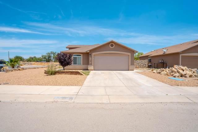 11501 Flor Liatris Drive, Socorro, TX 79927 (MLS #847118) :: Preferred Closing Specialists
