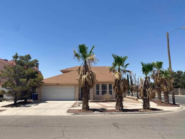12285 Bob Heasley Drive, El Paso, TX 79938 (MLS #847121) :: Mario Ayala Real Estate Group