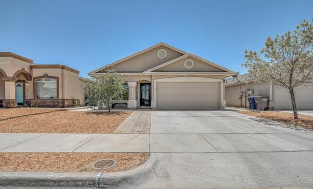 12724 Roberto Nunez Lane, El Paso, TX 79938 (MLS #847131) :: Red Yucca Group