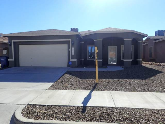 5360 Ignacio Almanzar Lane, El Paso, TX 79934 (MLS #847133) :: The Matt Rice Group
