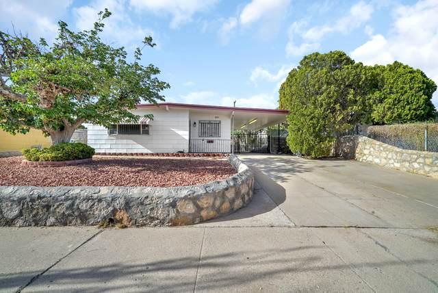 6211 Algonquin Road, El Paso, TX 79905 (MLS #847137) :: Summus Realty