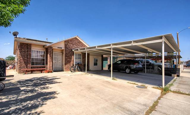 10408 Valle Blanco Drive, Socorro, TX 79927 (MLS #847143) :: Mario Ayala Real Estate Group