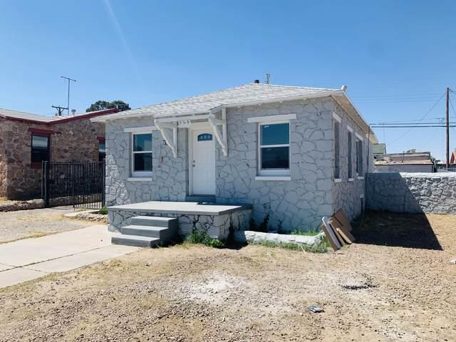 3823 Monroe Avenue, El Paso, TX 79930 (MLS #847150) :: Summus Realty