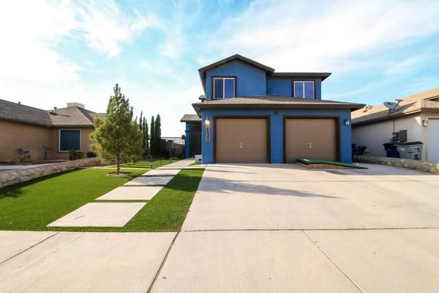 14025 Tierra Leona Drive, El Paso, TX 79938 (MLS #847151) :: Mario Ayala Real Estate Group