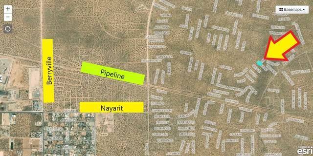 0 Diamont Street, Horizon City, TX 79928 (MLS #847152) :: Preferred Closing Specialists
