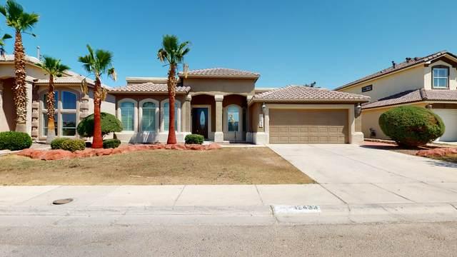 12433 Nina Pearl Drive, El Paso, TX 79938 (MLS #847154) :: Mario Ayala Real Estate Group