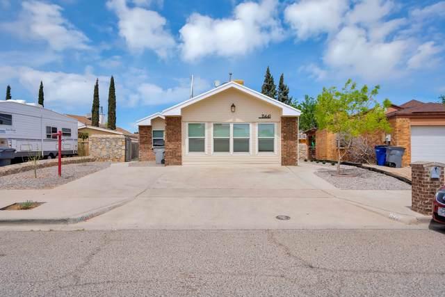 11441 Lake Nasser Drive, El Paso, TX 79936 (MLS #847160) :: The Matt Rice Group