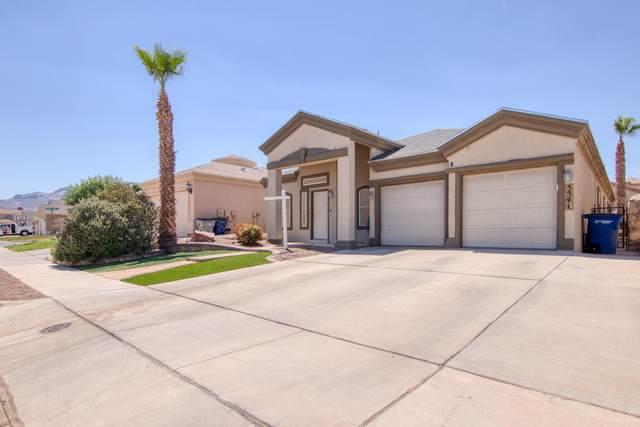 5541 Manuel Moreno Drive, El Paso, TX 79934 (MLS #847161) :: The Matt Rice Group