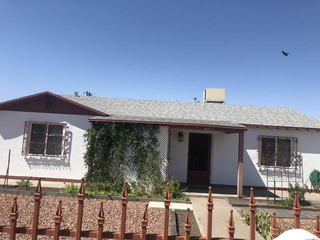 7558 Taxco Drive, El Paso, TX 79915 (MLS #847166) :: Red Yucca Group
