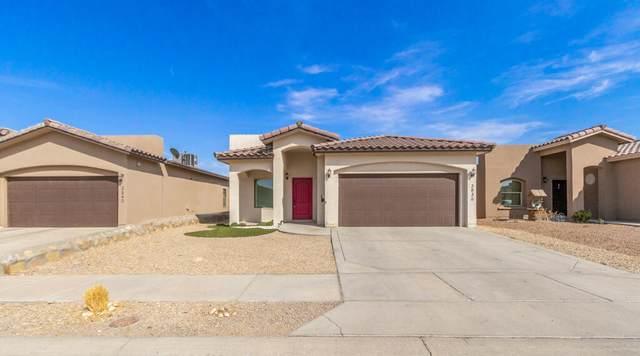 3836 Loma Brisa Drive, El Paso, TX 79938 (MLS #847167) :: Mario Ayala Real Estate Group