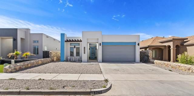 14262 John Scagno, El Paso, TX 79938 (MLS #847168) :: Mario Ayala Real Estate Group