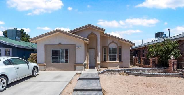 12219 St Romeo Avenue, El Paso, TX 79936 (MLS #847171) :: Mario Ayala Real Estate Group