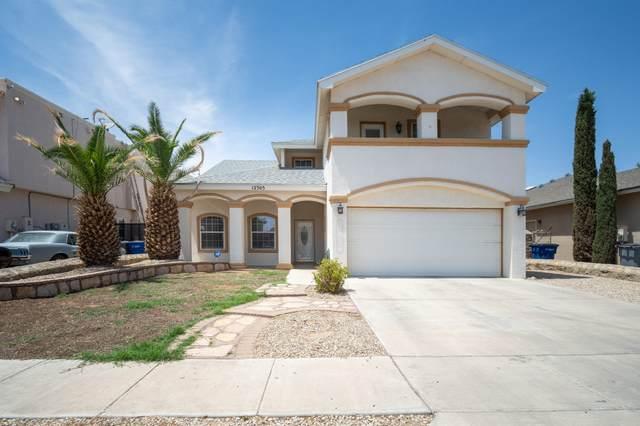 12305 Tierra Limpia Drive, El Paso, TX 79938 (MLS #847173) :: Mario Ayala Real Estate Group