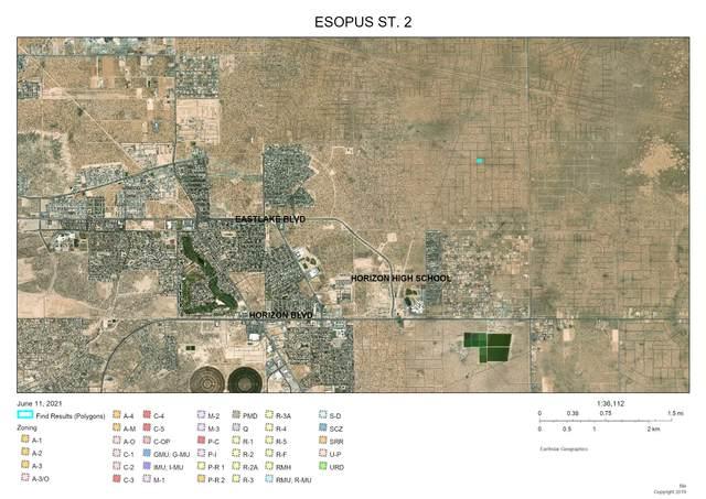 000 Esopus St, Horizon City, TX 79928 (MLS #847176) :: Mario Ayala Real Estate Group