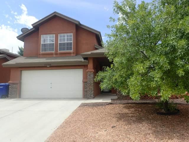 12700 Tierra Mina Drive, El Paso, TX 79938 (MLS #847177) :: Mario Ayala Real Estate Group