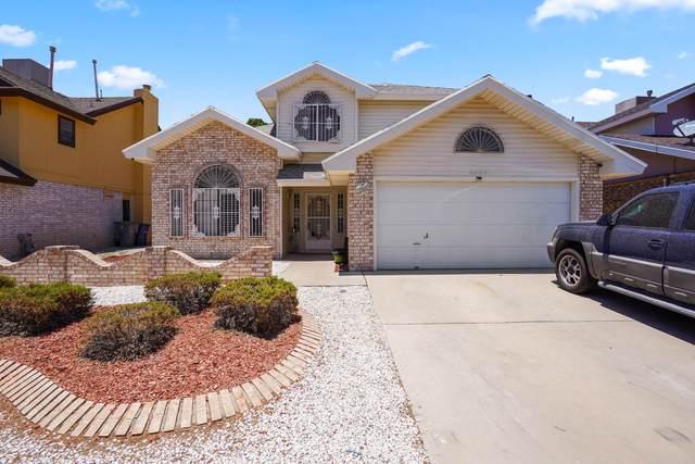 2437 Tirres Place, El Paso, TX 79936 (MLS #847178) :: The Matt Rice Group