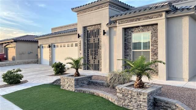14612 Long Shadow Avenue, El Paso, TX 79938 (MLS #847180) :: Summus Realty