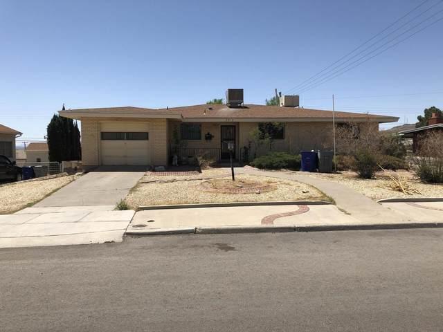 2912 Polk Avenue, El Paso, TX 79930 (MLS #847181) :: Summus Realty
