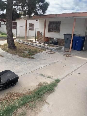 4804 Edna Avenue, El Paso, TX 79905 (MLS #847182) :: Summus Realty