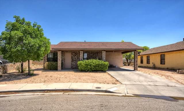 11436 Ghost Dance Circle, El Paso, TX 79936 (MLS #847191) :: Summus Realty