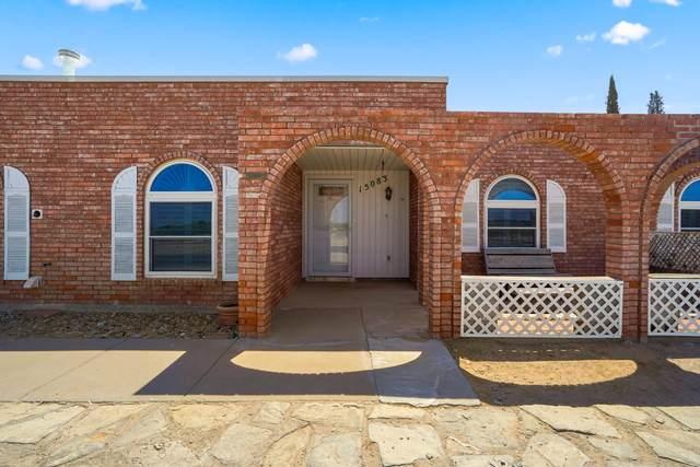 15083 Darrington Road, Horizon City, TX 79928 (MLS #847200) :: Mario Ayala Real Estate Group