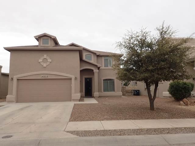 14252 Craggy Rock, El Paso, TX 79938 (MLS #847201) :: Mario Ayala Real Estate Group