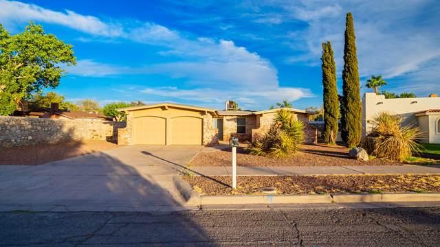 4104 La Brigada Lane, El Paso, TX 79922 (MLS #847204) :: The Purple House Real Estate Group