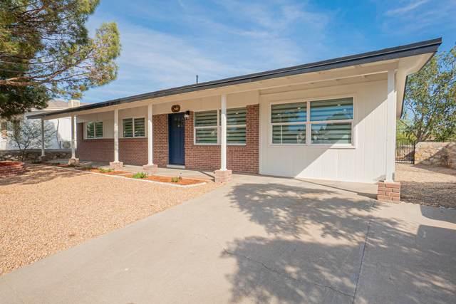 429 De Leon Drive, El Paso, TX 79912 (MLS #847205) :: Red Yucca Group