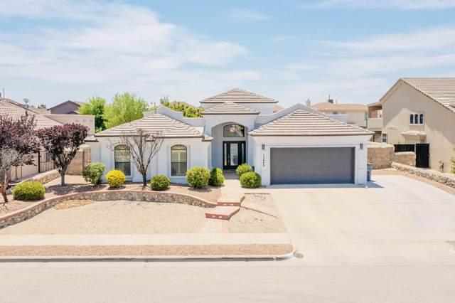 12640 Tierra Perla Court, El Paso, TX 79938 (MLS #847208) :: Mario Ayala Real Estate Group