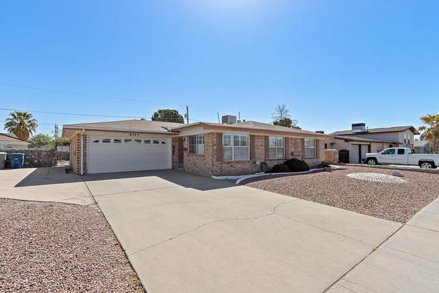 9245 Mccabe Drive, El Paso, TX 79925 (MLS #847209) :: Summus Realty