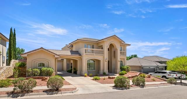 6722 Heritage Ridge Way, El Paso, TX 79912 (MLS #847216) :: Jackie Stevens Real Estate Group