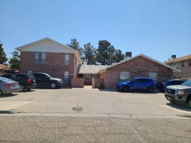 1776 Pico Alto Drive, El Paso, TX 79935 (MLS #847219) :: The Matt Rice Group