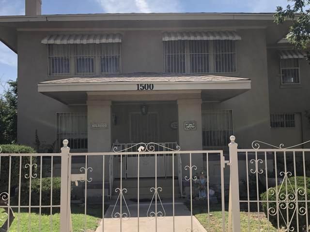 1500 Elm Street, El Paso, TX 79930 (MLS #847226) :: The Matt Rice Group