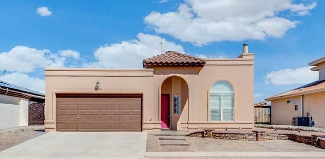 3060 Tierra Humeda Drive, El Paso, TX 79938 (MLS #847228) :: Mario Ayala Real Estate Group