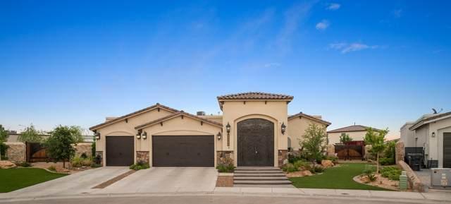 13701 Mill Hill, Horizon City, TX 79928 (MLS #847231) :: Mario Ayala Real Estate Group