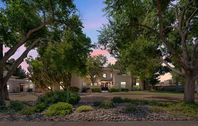 808 Rosinante Road, El Paso, TX 79922 (MLS #847268) :: Preferred Closing Specialists