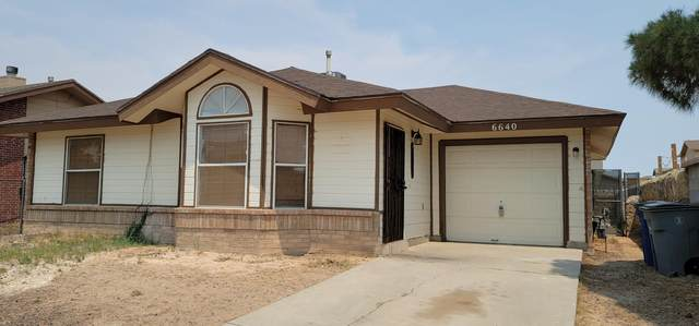 6640 Star Of India Lane, El Paso, TX 79924 (MLS #847269) :: The Purple House Real Estate Group
