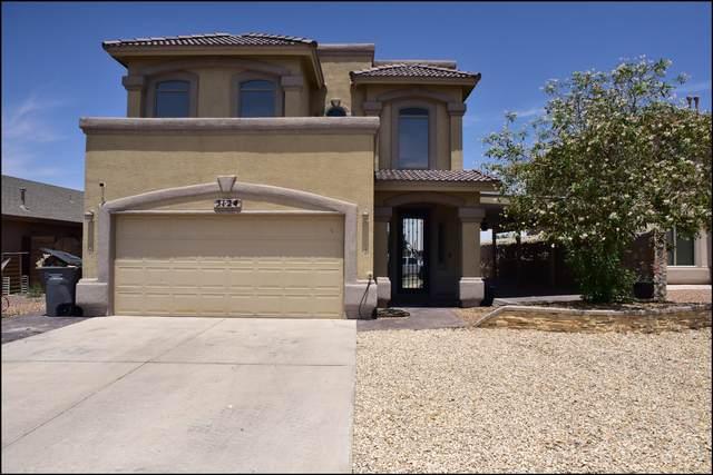 3124 Hidden Creek Drive, El Paso, TX 79938 (MLS #847270) :: The Matt Rice Group